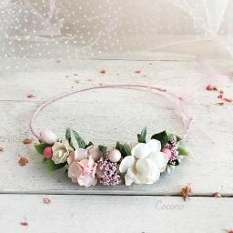 corona de flores comunion2