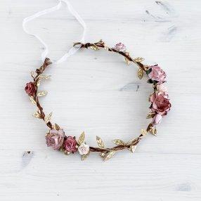 corona de flores - (1)