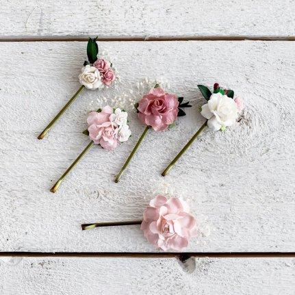 corona de flores - (5)